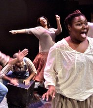 "Harlem Repertory Theatre's ""Finian's Rainbow"""