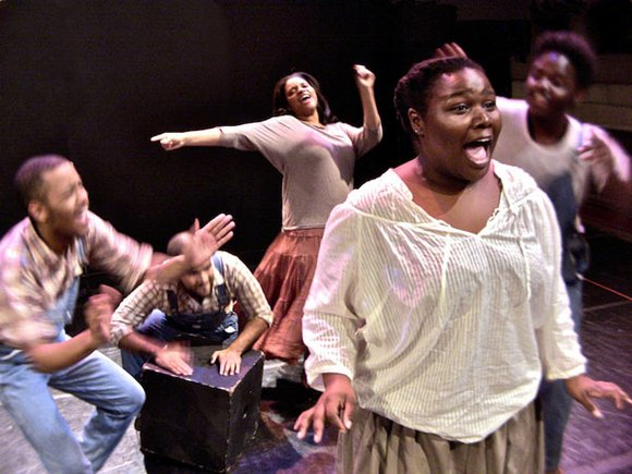 If you enjoy marvelous theater performed in an intimate setting, then you must make plans to go to see Harlem ...