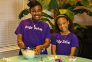 Layla and Maya use natural products for their Suga Babes line.