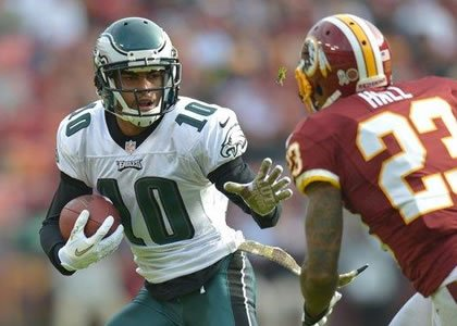 The Washington Redskins made their biggest move yet of the offseason on April 2, adding three-time Pro Bowl receiver DeSean ...