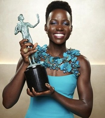 Lupita Nyong'o and Jared Leto led off Saturday's 20th Annual Screen Actors Guild Awards by winning prizes for supporting female ...