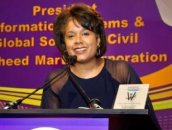 Stephanie C. Hill, president of Information Systems and Global Solutions at the Lockheed Martin Corporation, has been chosen Black engineer ...