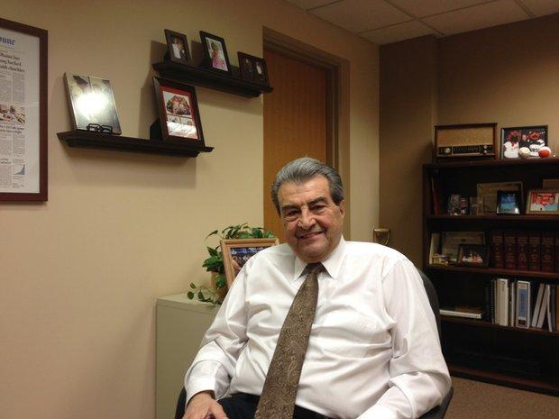 Joliet Mayor Tom Giarrante