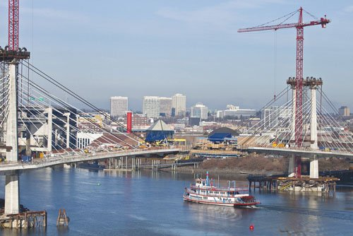 After a fierce search for the right name for the new light rail bridge under construction over the Willamette River, ...