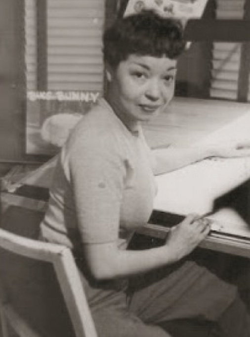 Jackie Ormes, the largely unknown Black female cartoonist