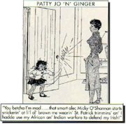 Patty Joe 'N' Ginger