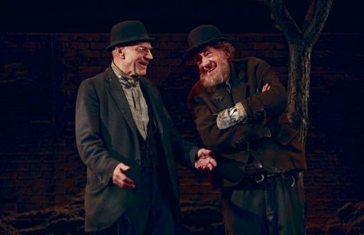 Patrick Stewart and Ian McKellen are the best pairing since peanut butter and jelly