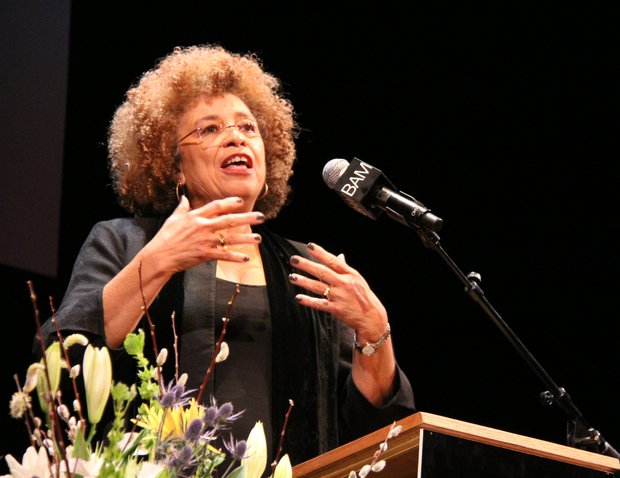 Angela Davis at BAM