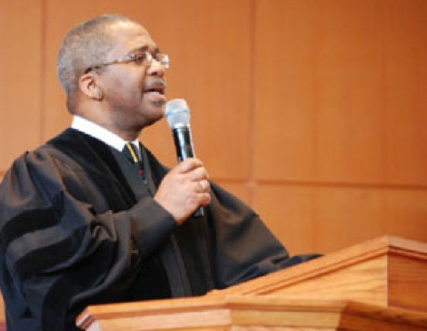 Bishop John M. Borders, III