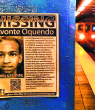 Avonte Oquendo missing poster