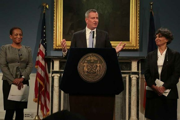 New York City Mayor Bill de Blasio continued to add a few more names to his administration last week when ...