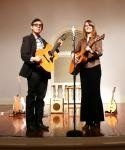 Married duo Hungrytown will perform folk and Americana music on Jan. 28 at the Decatur Library.