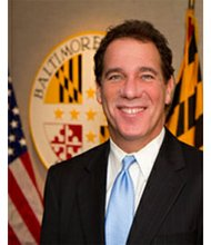 County Executive Kevin Kamenetz
