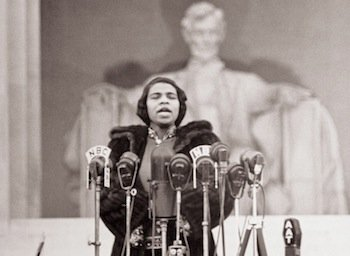 BET's Centric network will air a documentary celebrating the life and career of legendary contralto Marian Anderson, the first black ...