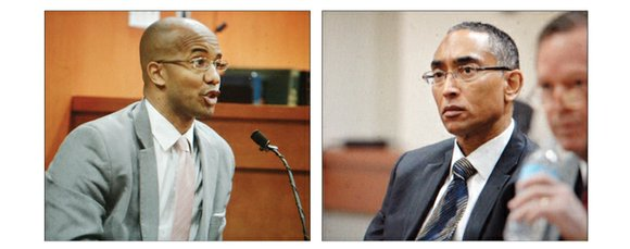 DeKalb District Attorney Robert James was forced to testify at a Jan. 23 hearing into motions accusing him of a ...