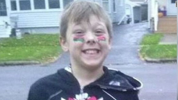 Tyler Doohan, the 8-year-old upstate New York boy who rescued six relatives from a fire but died while trying to ...