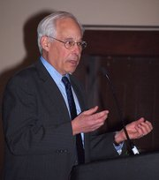 Gubernatorial candidate Don Berwick's paid staff include four blacks, one Asian and one Latino.