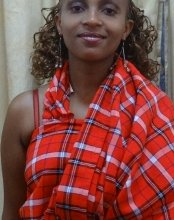 Anne Waithera of Kenya