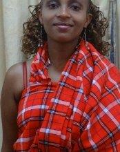 Anne Waithera of Kenya