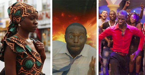 The 19 screenings of the Cascade Festival of African films include (from left) Mother of George, a tale of hope against despair in the country of Chad; Last Flight to Abuja, a suspenseful pot-boiler about an ill-fated flight filled with romance, blackmail, and murder; and Grigris, a story about a young man whose ambition is to be a dancer despite having a paralyzed leg.