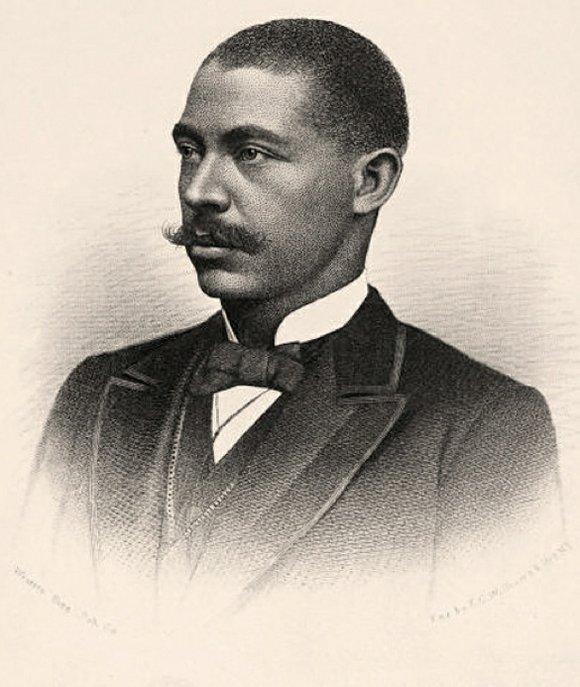 George Washington Williams was born almost a century before Dr. Carter G. Woodson conceived Negro History Week