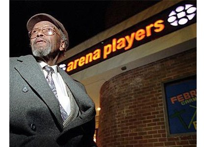 """Sam Wilson was the founding artistic director of Arena Players established in 1953 as a venue for African American Theater. Arena Players is the oldest continuously operating African American theater in the United States. Arena Players run several productions throughout the year, as well as jazz and comedy shows. The next production, """"Black Diamonds"""" begins on February 14 and runs until February 23, 2014. For more information about the new production or to purchase tickets, visit: http://arenaplayersinc.com."""