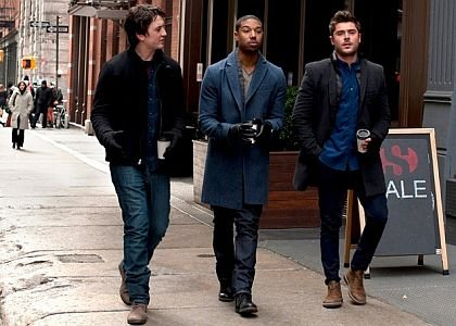 The pact three young men make