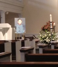 Funeral Service at St. Joseph's