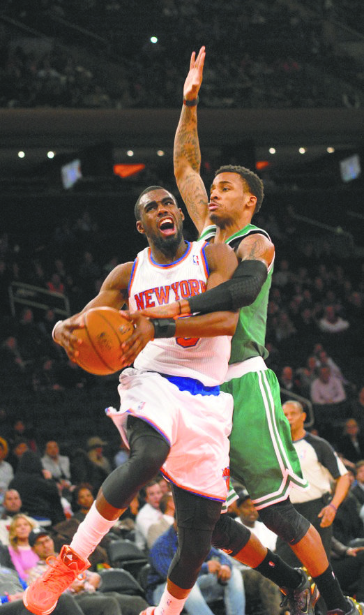 Rookie Tim Hardaway Jr. continues to impress.
