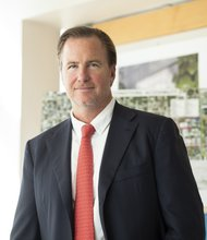 Michael Beatty, president and CEO of Beatty Development Group