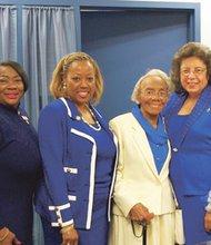 Zeta Phi Beta Sorority, Inc. – Alpha Zeta Chapter celebrates 90 years of service to the community
