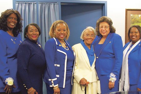 Zeta Phi Beta Sorority, Inc. – Alpha Zeta Chapter celebrates 90 years of service to the community