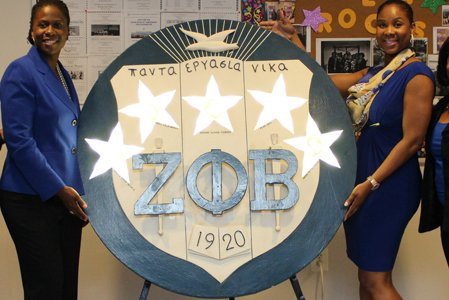 The year 2013 was a milestone in the history of Zeta Phi Beta Sorority, Alpha Zeta Chapter, the oldest and ...