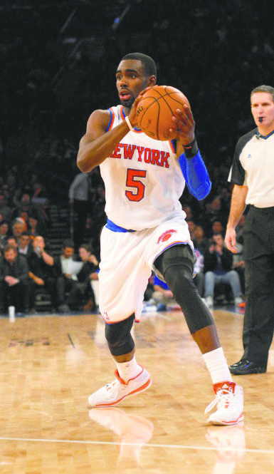 The Knicks were 19-29 when they hosted the Portland Trailblazers at Madison Square Garden last night (Wednesday) and were in ...