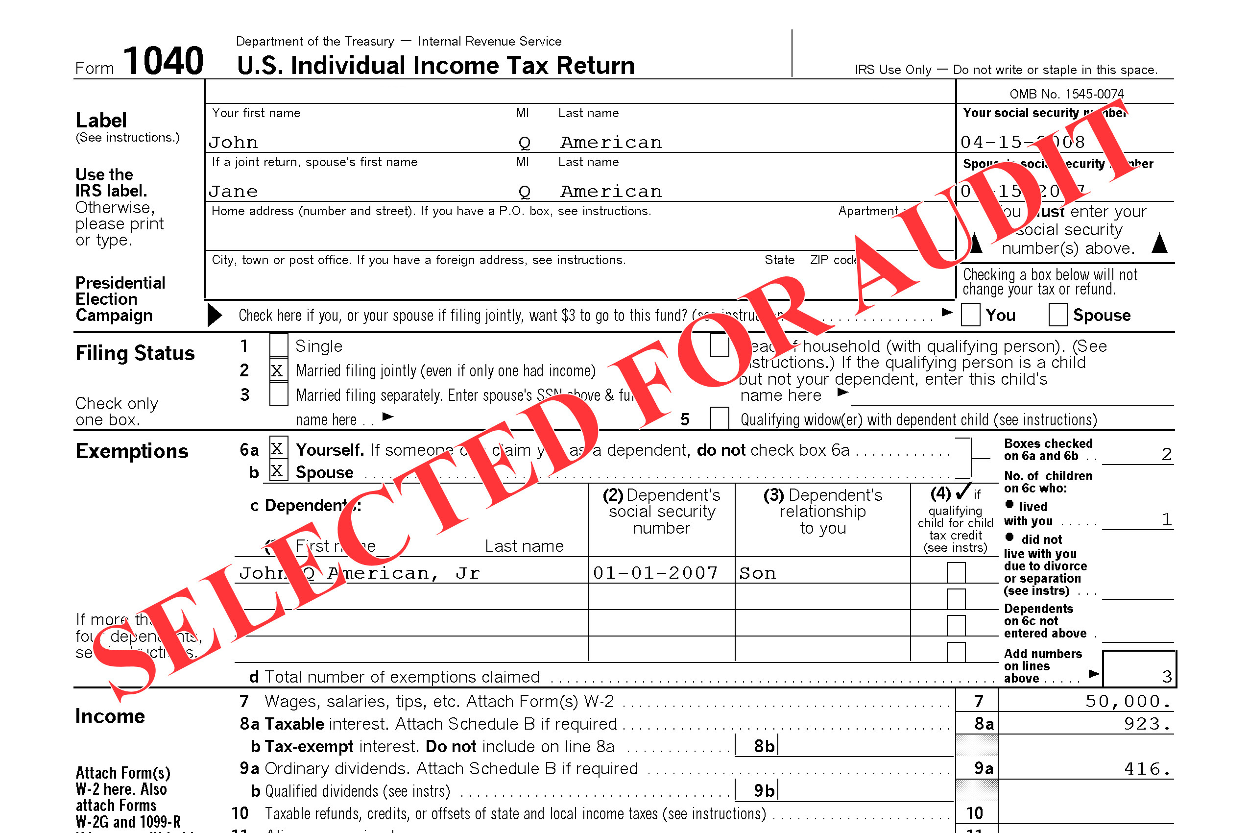 Do you live in fear of an IRS audit? | Our Weekly | Black News and ...
