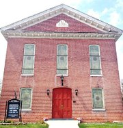 Mt. Pisgah AME church is the oldest AME Church in the state of New Jersey.