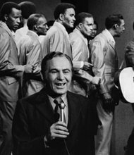 """Sid Ordower was the founder and host of """"Jubilee Showcase,"""" a weekly gospel television series that aired on WLS Channel 7 in Chicago from 1963 to 1984. At its height, """"Jubilee Showcase"""" boasted over 250,000 weekly viewers and presented some of the biggest names in gospel."""
