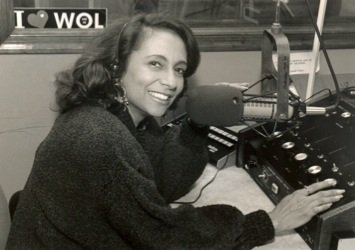 "Cathy Hughes, who got her start working in local radio, went on to found the Radio One and TV One networks. Hughes and her media companies will be among the contemporary ethnic media and media of color featured in the Newseum exhibit, ""One Nation With News for All."" (Jason Miccola/Johnson Photography/Radio One, Inc.)"