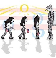 The winner of 2013's Doodle 4 Google contest was student Sabrina Brady.