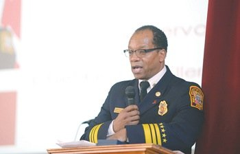 D.C. Fire and Emergency Management Services Chief Kenneth Ellerbe announced Wednesday that he will resign in July, putting an end ...