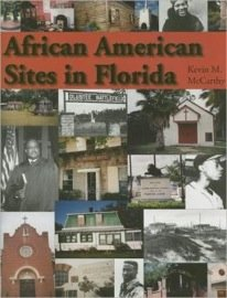 A list of books about African-American history tours and tourism