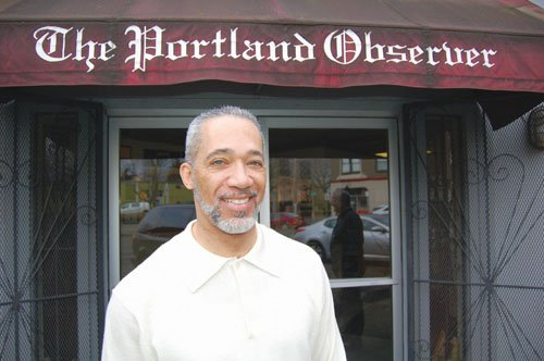 Dante J. James is the first bureau director for Portland's Office of Equity and Human Rights.