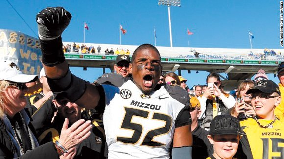 The announcement last weekend from Michael Sam, All-American lineman from the University of Missouri, that he is gay could mean ...
