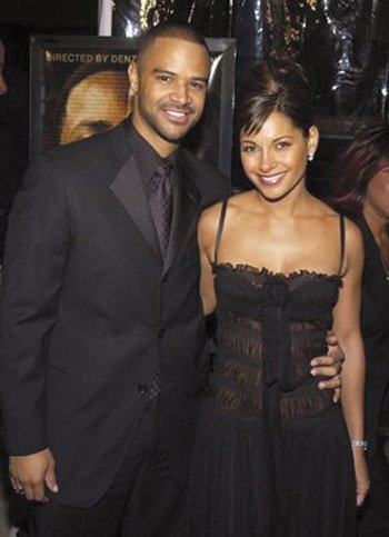Dondre and Salli Richardson-Whitfield