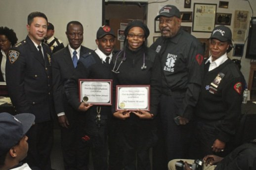 The Bedford-Stuyvesant Volunteer Ambulance Corps' (BSVAC) Emergency Medical Services Training Academy is a program designed by retired FDNY Capt. James ...