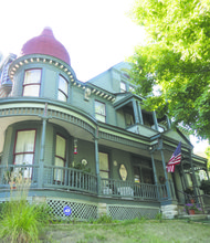 The Reagan's Queen Anne Bed and Breakfast Inn, built in a1889, is still one of the most 
