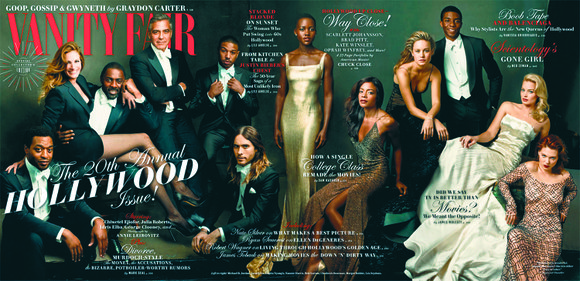 The release of Vanity Fair's annual Hollywood issue is an anticipated event in the entertainment industry.