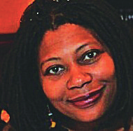 Dr. Cheryl Sterling, CCNY's newly appointed director of Black studies