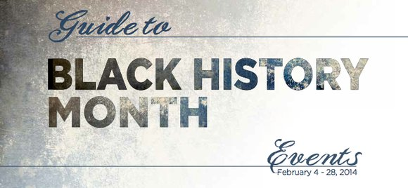 A guide to 2014 Black History Month events in Washington, D.C., can be found here.