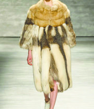 Fall/winter designs by Son Jung Wan